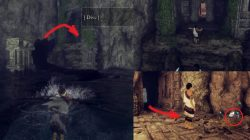 Wooden Missing Barrels Last Guardian
