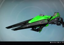 destiny lysander's cry legendary sparrow