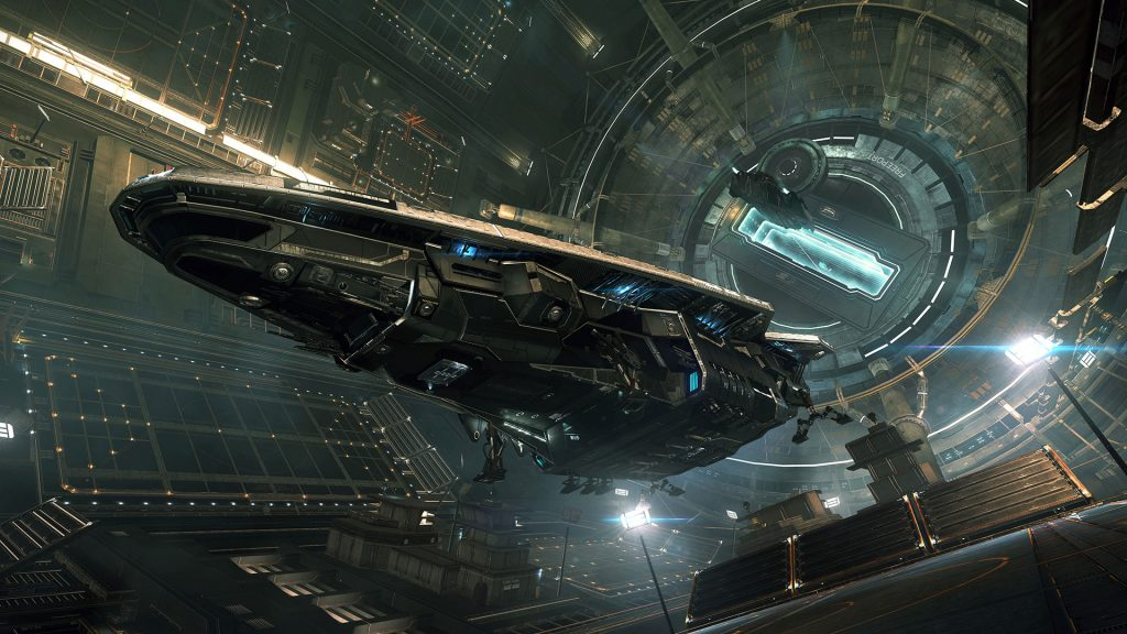 elite dangerous coming to playstation