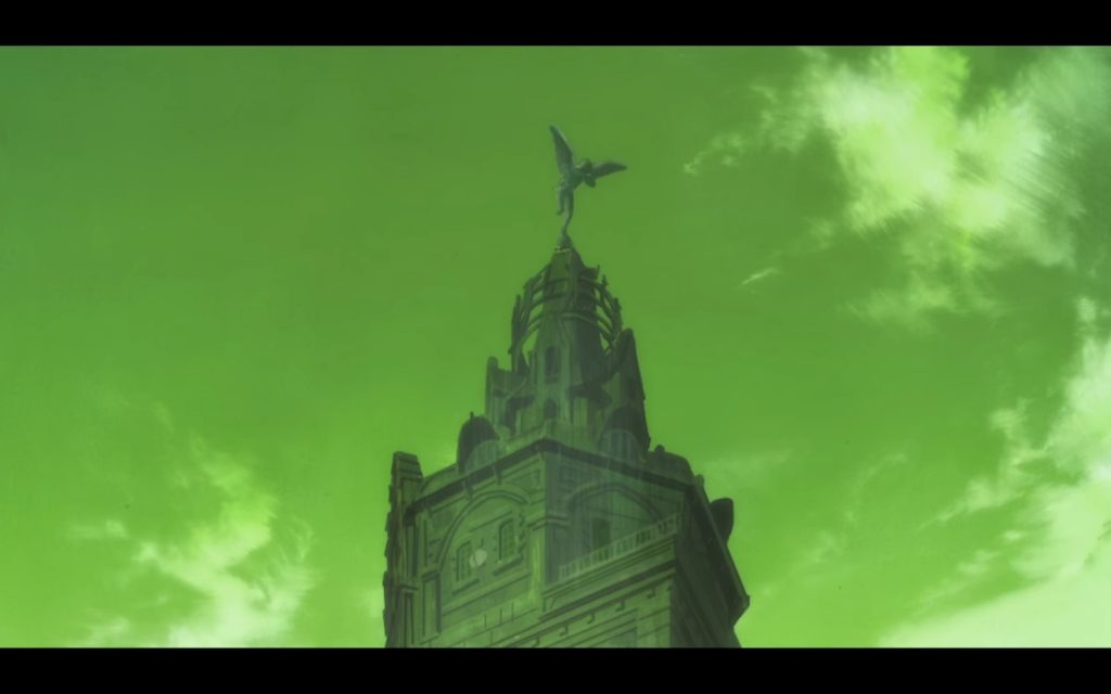 gravity rush the animation overture