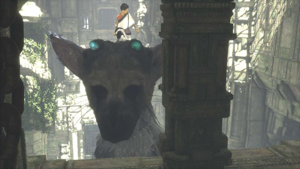 Review Of The Last Guardian