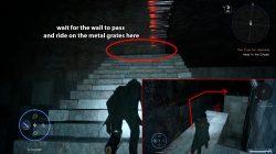 skull wall spike