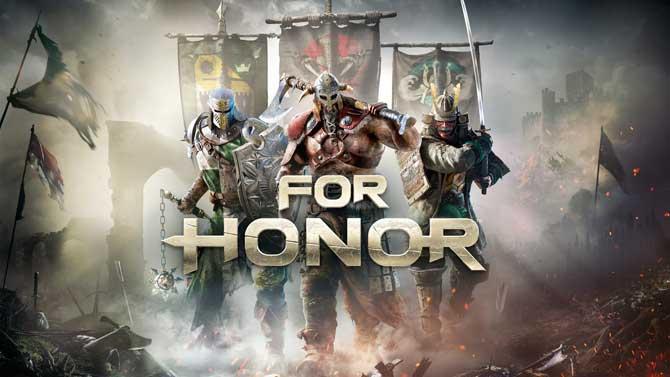 3 new For Honor Trailers Nobushi Samurai Lawbringer and Valkyrie
