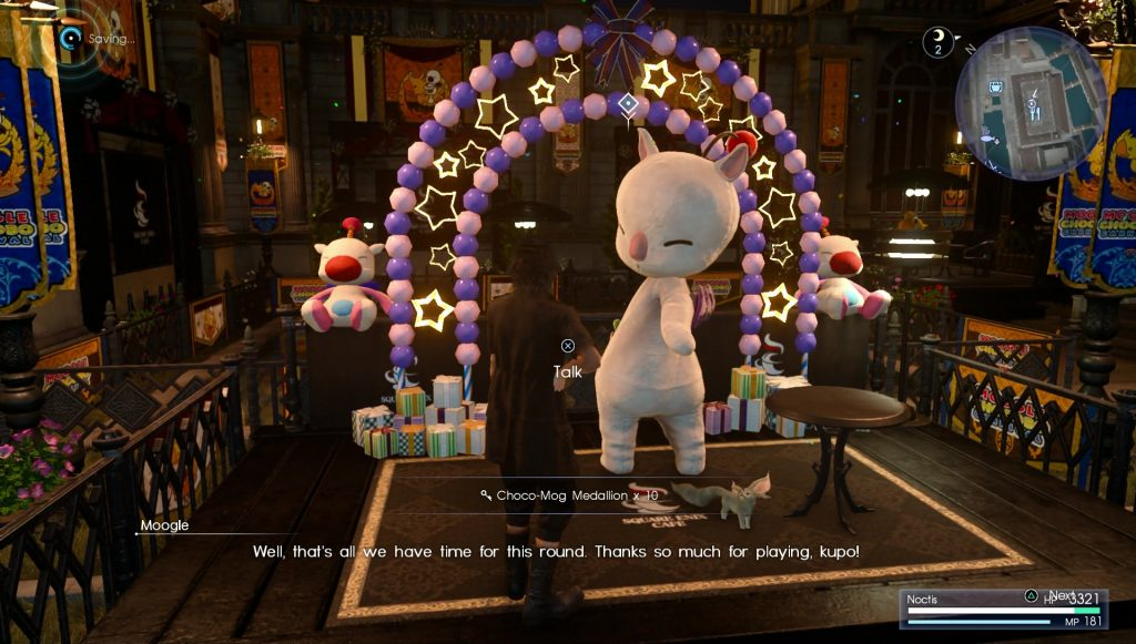 All About Moogles Quiz Moogle Chocobo Carnival FFXV