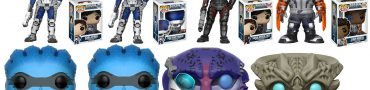 All Mass Effect Andromeda Toys Funko