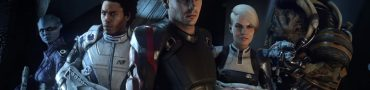 Andromeda Crew Members Mass Effect