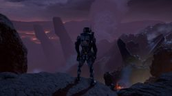 ME Andromeda Screenshots Volcanic Planet