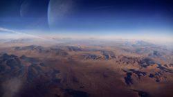 Desert Planet Mass Effect Andromeda