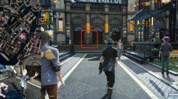 Dino Square Enix Cafe Photo Challenge Final Fantasy XV