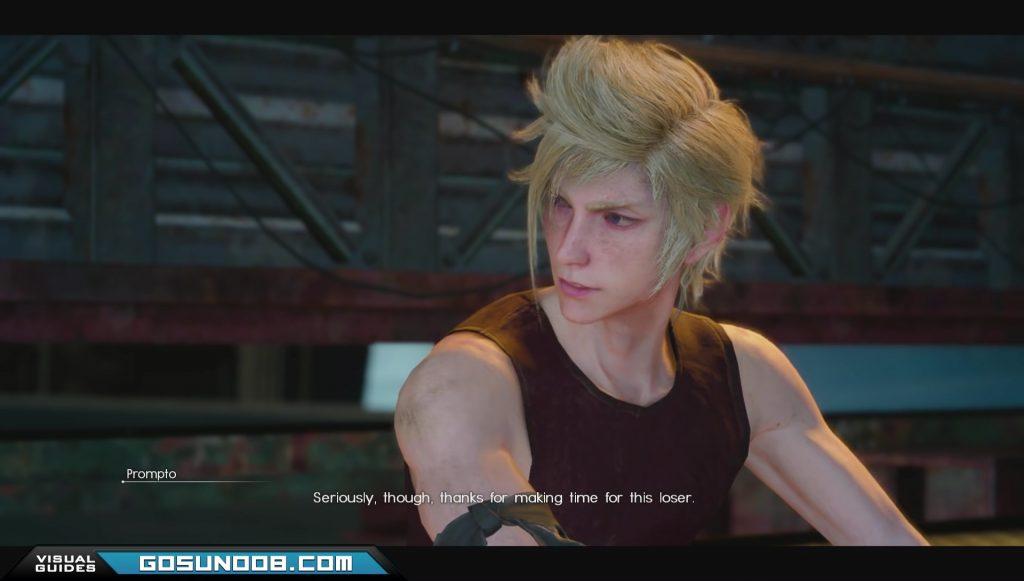 Final Fantasy XV January 2017 Updates