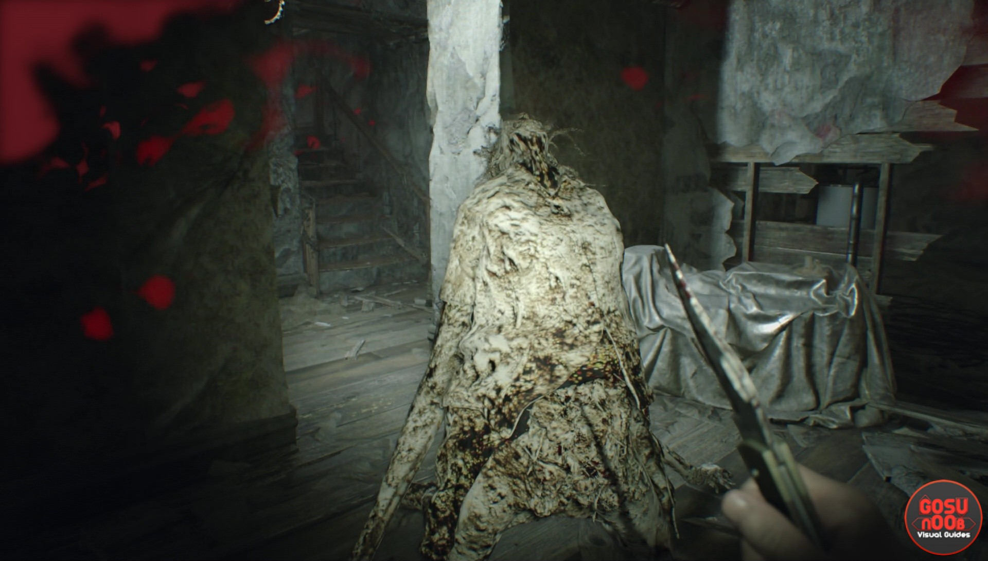 Resident Evil 7 How To Beat Marguerite In Old House