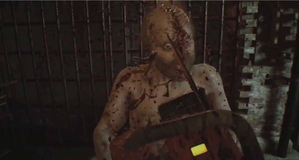 Resident Evil 7 How To Defeat Jack In The Morgue Chainsaw Boss