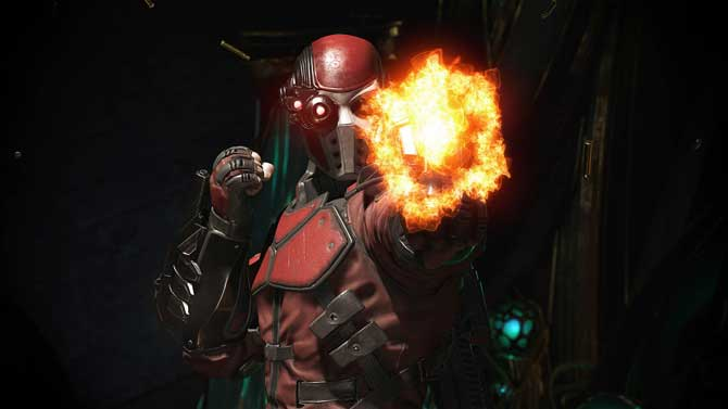 Injustice 2 Online Beta Details
