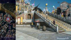 Listro Park Photo Challenge Final Fantasy XV