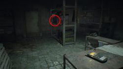 Location Lock Pick Resident Evil 7