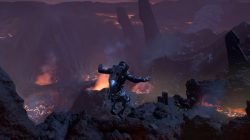 Screenshots Mass Effect Andromeda Planet