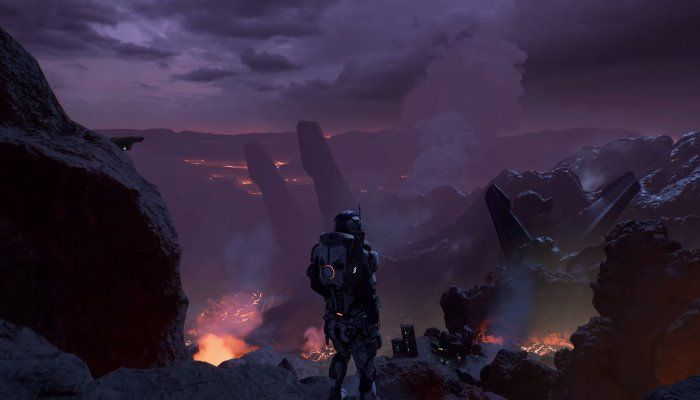 Mass Effect Andromeda New Gameplay Trailer CES 2017