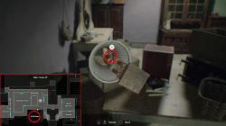Model Shotgun Location RE 7