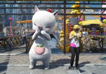 Moogle Carnival Final Fantasy XV
