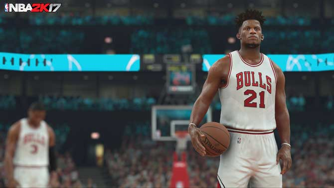 NBA 2K18 announced for Nintendo Switch