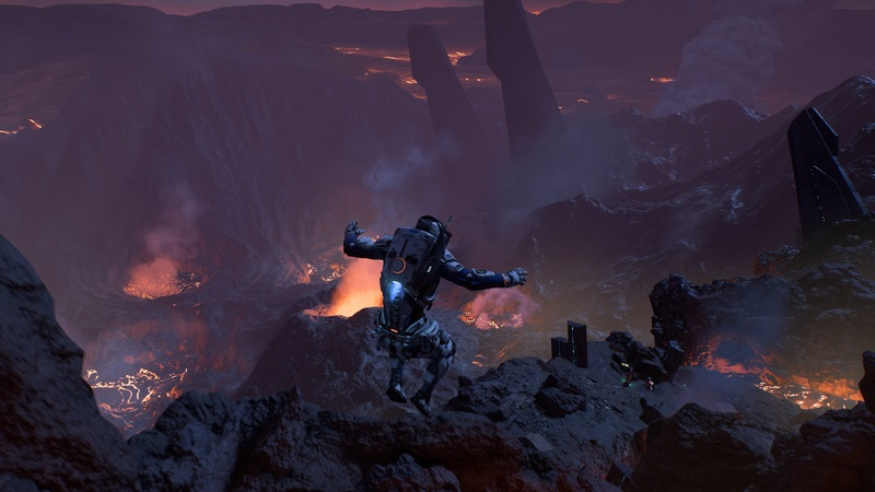 New Planet Mass Effect Andromeda