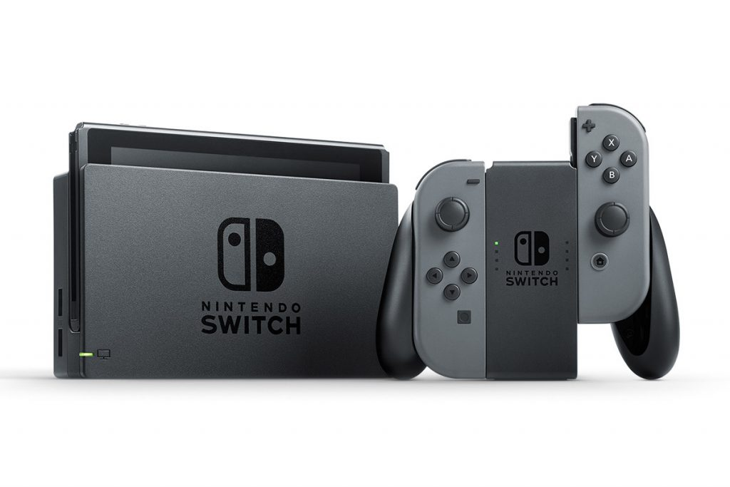 Nintendo Switch Bundle Joy-Con Grip Doesn't Charge Them