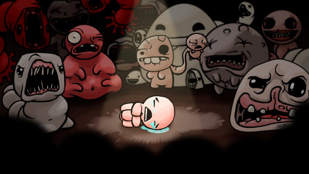 Nintendo Switch Gets Binding of Isaac as Launch Title
