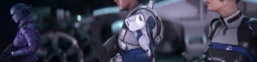No Cross Play in Mass Effect Andromeda