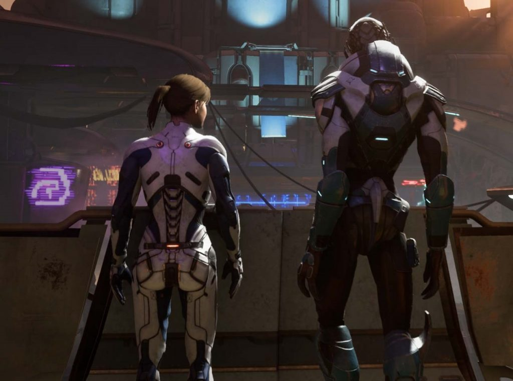 No Plans for Mass Effect Andromeda on Nintendo Switch