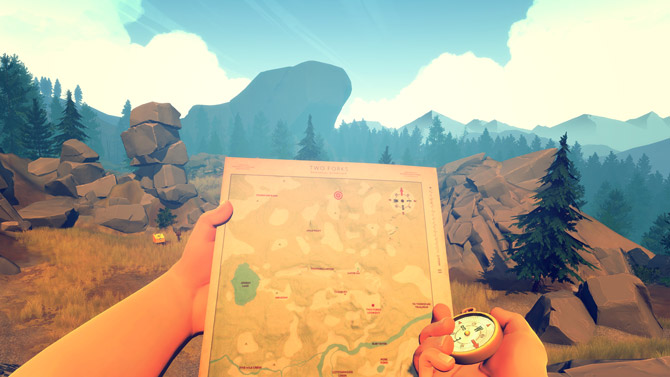 Over 1 million copies sold Firewatch