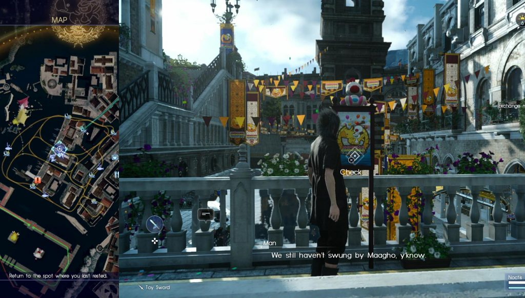 Photo Challenge Final Fantasy XV