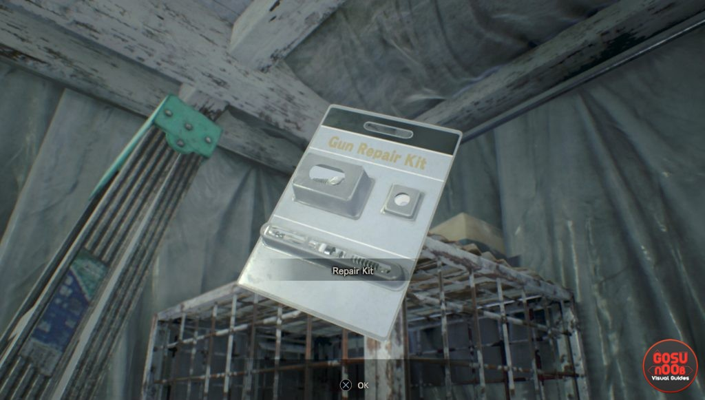 Repair Kit Resident Evil 7 Biohazard