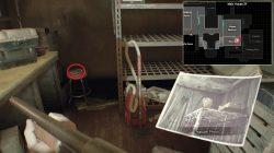 Repair Kit Treasure Photo Location Resident Evil 7