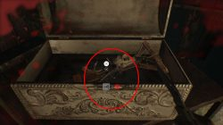 Resident Evil 7 Crow Key Location
