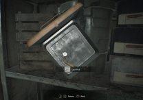 Resident Evil 7 Master of Unlocking Trophy Guide - Lock Pick Location