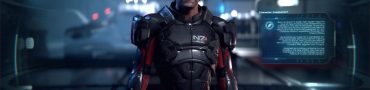 Siblings Father Alec Ryder Mass Effect Andromeda