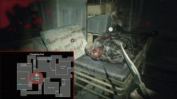 Snake Key Location Resident Evil 7