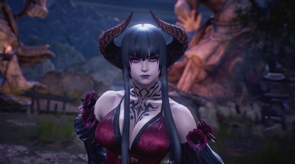Tekken 7 Vampire Eliza Added as Pre-Order DLC Character