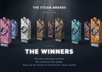 The First Steam Awards Winners List