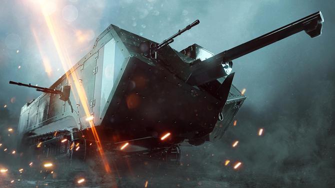 They shall not pass DLC details Battlefield 1