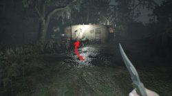 Toilet Treasure Photo Location Resident Evil 7