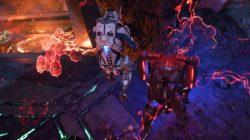Jetpack Combat ME Andromeda Screenshot