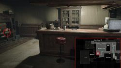 blue dog's head location re7