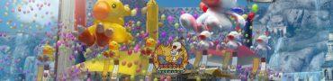 final fantasy 15 moogle chocobo carnival trailer