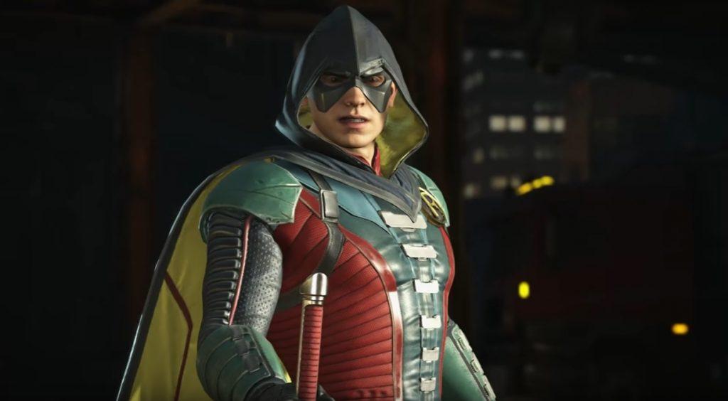 injustice 2 robin gameplay trailer