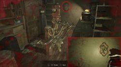 lantern puzzle resident evil 7 dlc