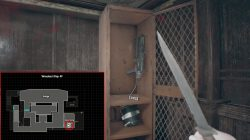 p19 machine gun resident evil 7
