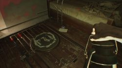 re7 bedroom dlc snake door