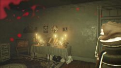 re7 bedroom painting puzzle