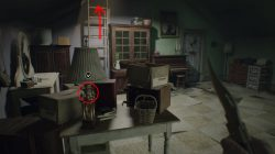 re7 toy axe location